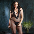 Leg Avenue Halter Bodystocking