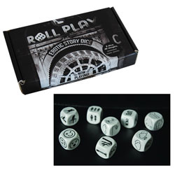 Roll Dice spel